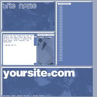 free template 01 psd