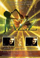 Jazz Event Flyer Poster