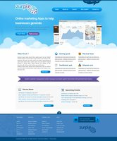Zurple web templates