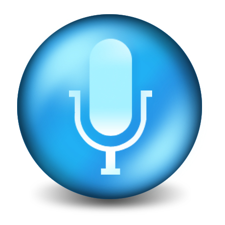 Voice Logo PSD Free
