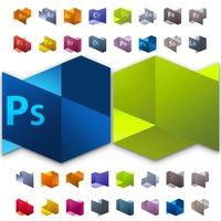 Adobe Cs5 Icons Replacement