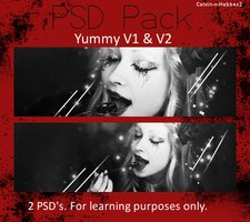 Yummy PSD Pack