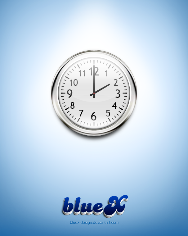 Clock Psd Free Download Wall Clock Free Psd File
