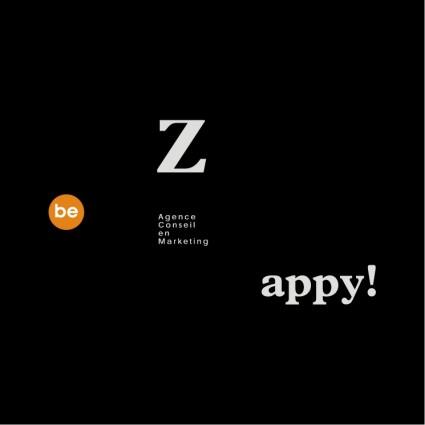 be zappy logo