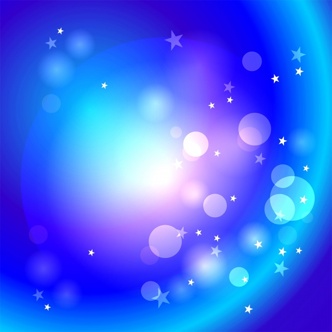 Blue dream stars background pictures