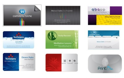 Business Card Templates | Free download
