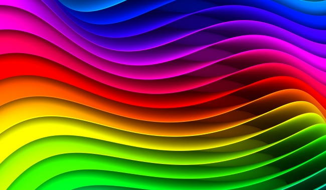 Color background picture