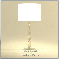 European elegant table lamp