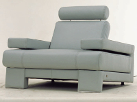 European fashion sofa 3D model