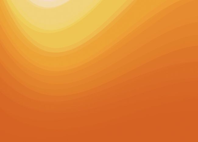 Gradient Orange stripes pictures