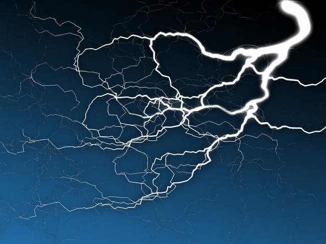 HD lightning pictures download