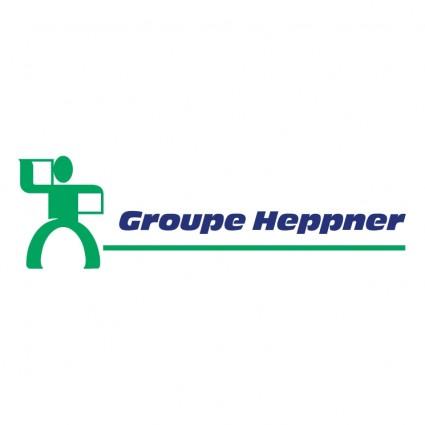 heppner groupe logo