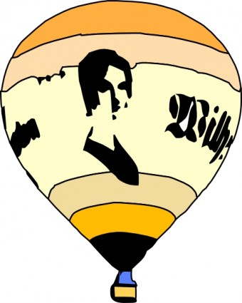 Hot Air Balloon Clip Art Vector For Free Download   Free ...
