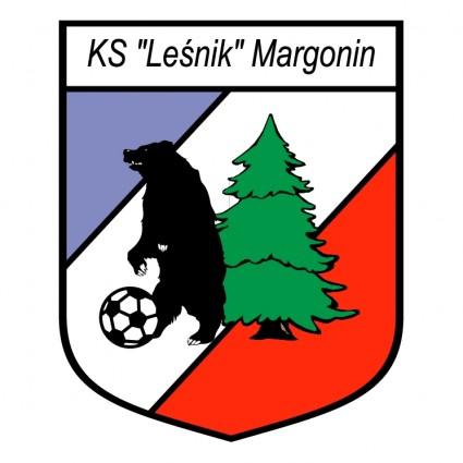 ks lesnik margonin logo