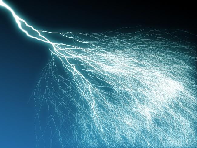 Lightning sky picture download