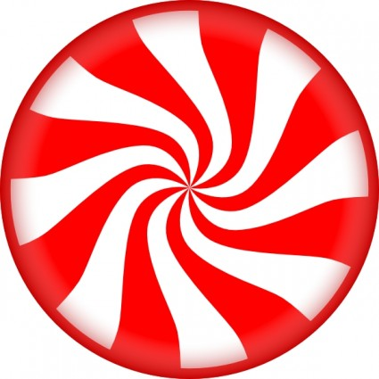 The Peppermint Candy clip art will download as a .psd file. You will ...