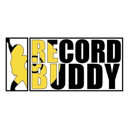 recordbuddy logo