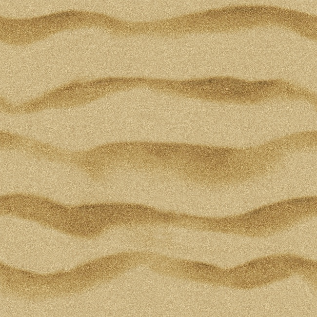 Sand picture material
