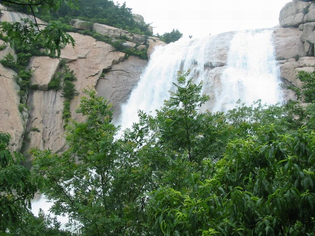 Taishan scenic pictures