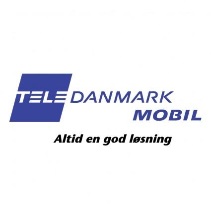 tele danmark mobil logo