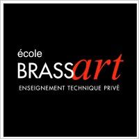 ecole brassart logo
