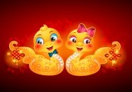 New year cartoon snake pictures