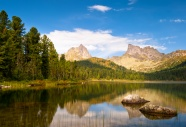 Wild Lake beautiful scenery pictures