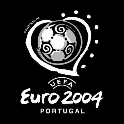 uefa euro 2004 portugal 26 logo